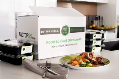 Keto Meal Delivery Service Delivered to Your Door Weekly from Factor 75